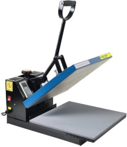 Fancierstudio Power Heat Press Digital Heat Press 15 x 15