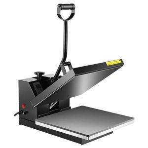 "PowerPress Industrial-Quality Digital Sublimation Heat Press Machine for T Shirt, 15""x15"""