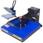 """Fancierstudio Power Heat Press 15""""x15""""  Sublimation Rhinestone Heat Press  T-Shirt Heat Press New Model FS15x15A YB"""