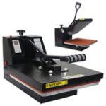 "RoyalPress Industrial-Quality Intelligent Memory Digital Sublimation Heat Transfer Machine 15"" x 15"""