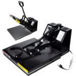 "Transfer Crafts T-Shirt Heat Press & Digital Sublimation Machine – 15"" x 15"""