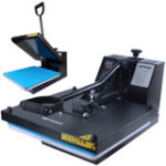 Bettersub Print T-Shirt Machine DIY Digital Industrial Quality Heat Press Machine Clamshell Transfer Sublimation Print Press Machine