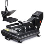 """TUSY Digital Heat Transfer Sublimation 15""""x15"""" Industrial Quality Heat Press Machine for T Shirts"""